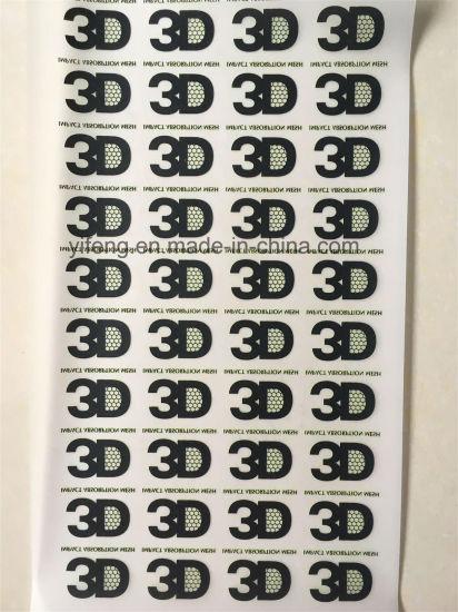 China Spot Heat Transfer Stickers Customized Logo Print - China Heat