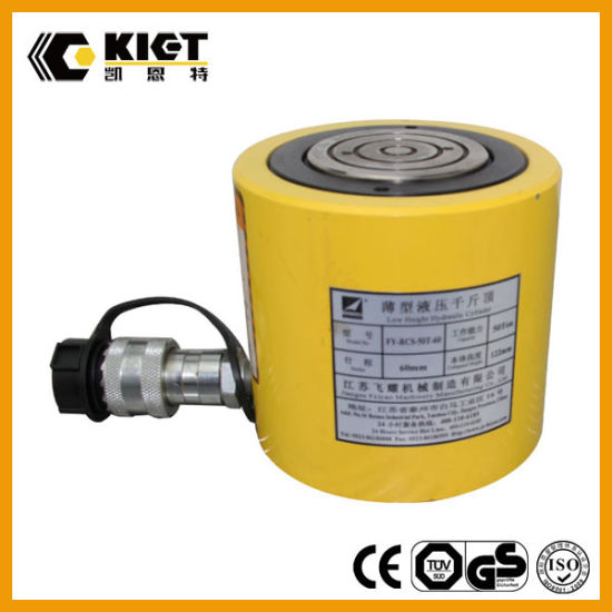 Portable Single Acting Hydraulic Cylinder pictures & photos