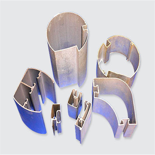 6061 6063 Aluminum Profile for Window Construction Used pictures & photos