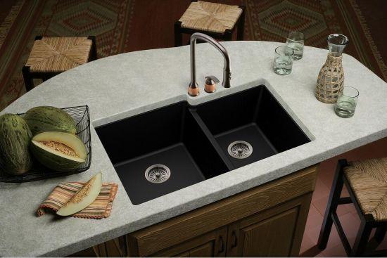 Quartz Stone Undermount Kitchen Sink