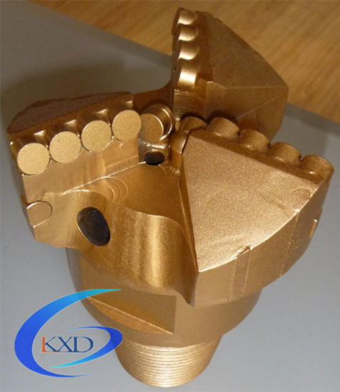 """4 3/4"""" PDC Drag Bit Used for Oil&Gas"""