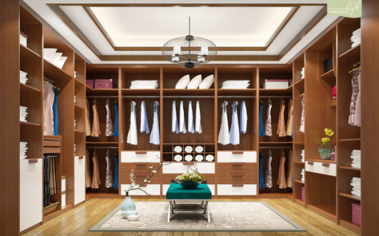 China Modern Design Cloakroom Closet For Bedroom Furniture V48WS0048 Magnificent Closet In Bedroom Decor Property