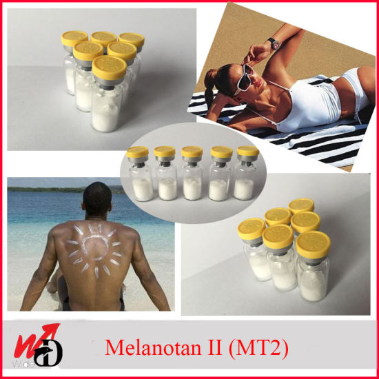 Highly Purified Melanotan 1 Tanning Injections Mt1/Mt 1/Mti pictures & photos