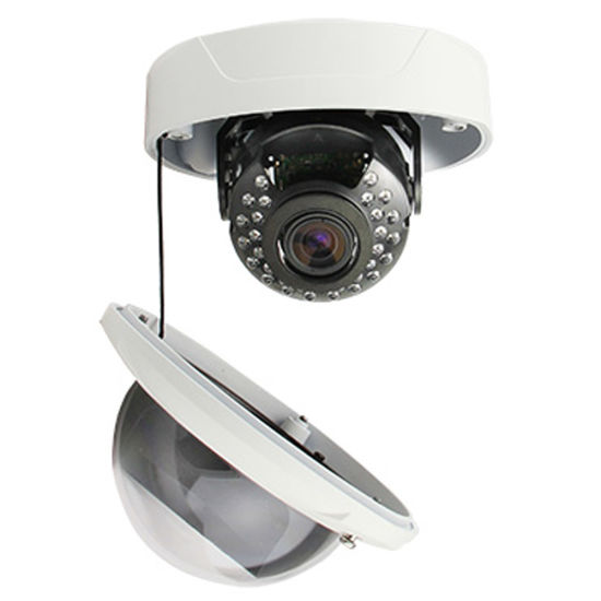 2.0MP Auto Focus IP Infrared Dome Network CCTV Security Camera (SVN-DAS5200PAF) pictures & photos