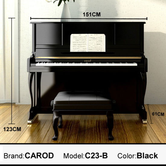 Piano 123cm with Carod Logo pictures & photos