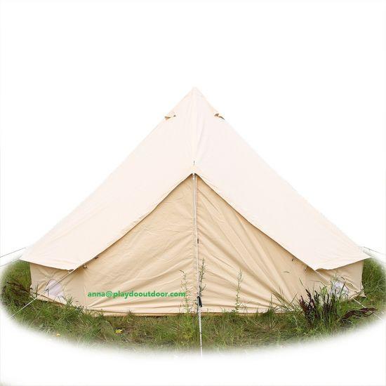 Canvas C&ing Quechua Beach Gl&ing Bell Tent for Wedding  sc 1 st  Beijing Unistrengh International Trade Co. Ltd. & China Canvas Camping Quechua Beach Glamping Bell Tent for Wedding ...
