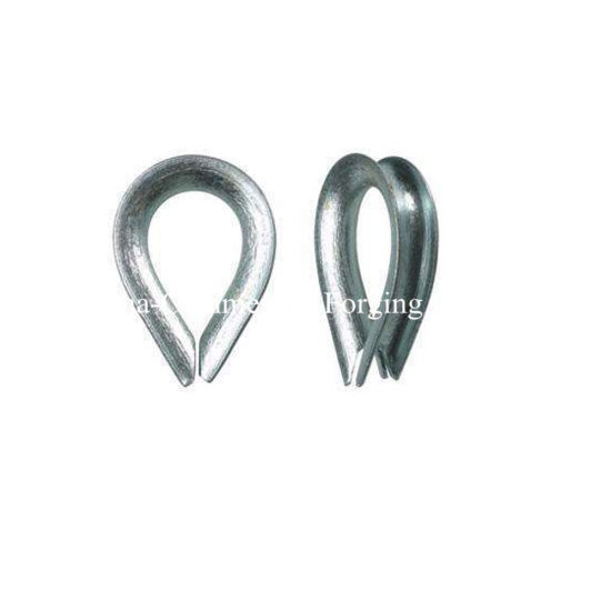 China OEM Steel Wire Rope Fastener Ss Material Rigging Hardware ...