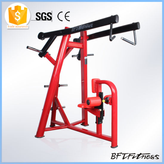 Free Weight High Row Fitness Machine Hammer Strength Rowing Machine Bft 5003