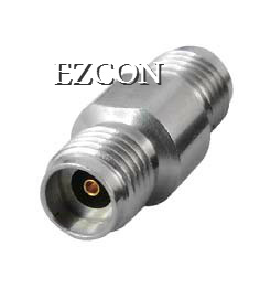 2.92mm Female to Female RF Coaxial Straight Adapter for Testing pictures & photos