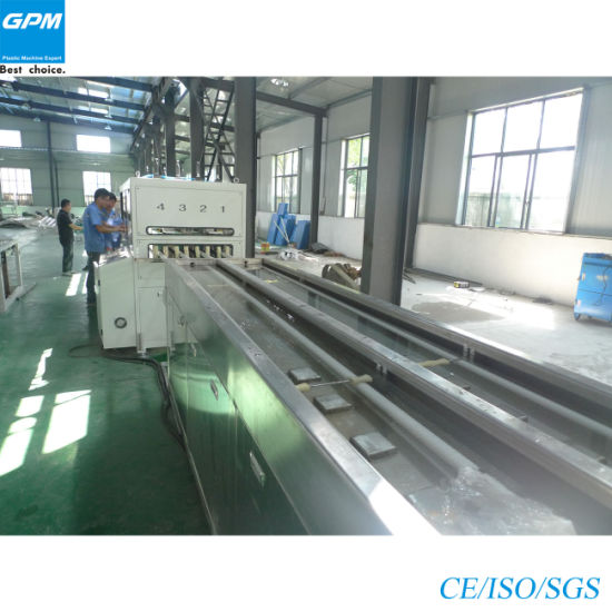 PVC Four Strands Pipe 20-40mm Making Machine pictures & photos