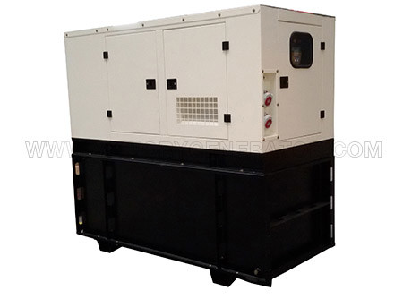 50kVA Yangdong Super Silent Diesel Generator Set with Super Large Fuel Tank pictures & photos