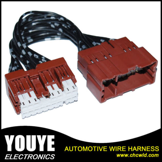 High Quality Automotive Electric Power Cable Harness pictures & photos