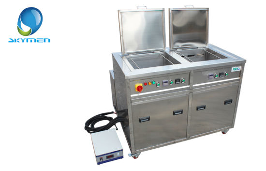 China Skymen Dpf Ultrasonic Cleaning Machine With Multiple