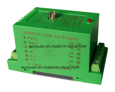 3000V Isolation Voltage Magneto-Electric Isolation Converter/Transmitter