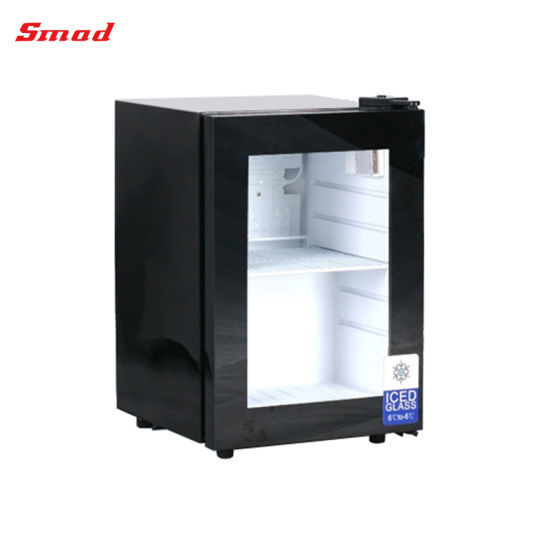 Ice Cream Countertop Freezer Mini Freezer with Glass Door pictures & photos