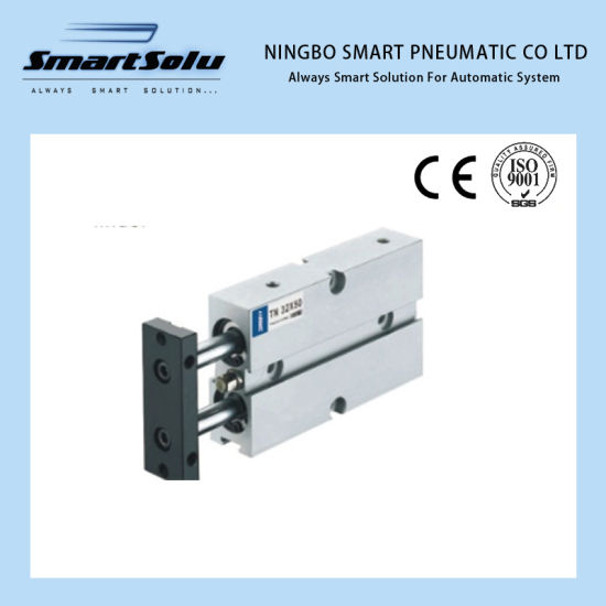 Tn Series Double-Shaft Two Rod Guide Pneumatic Air Cylinder