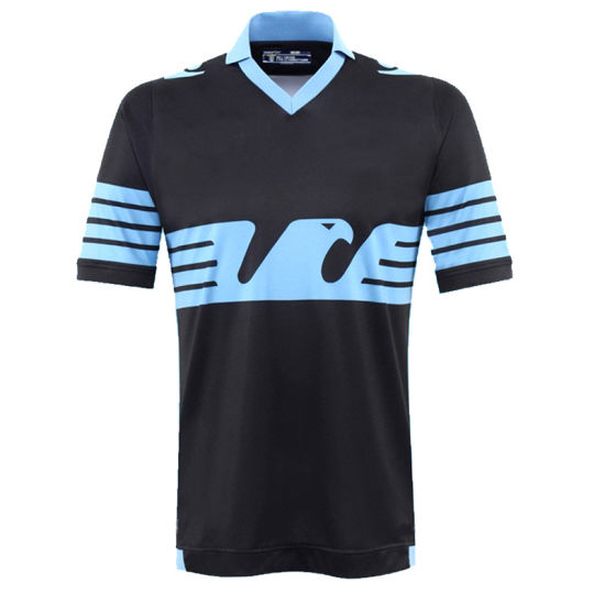 0ead90aaaf2 China Lazio Away Black Shirt - China Soccer Jersey