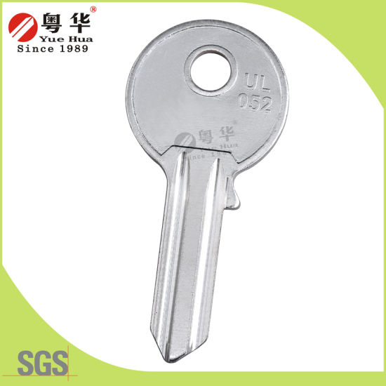 Hot Sale Coustomized Brass UL052 Door Key Blank pictures & photos