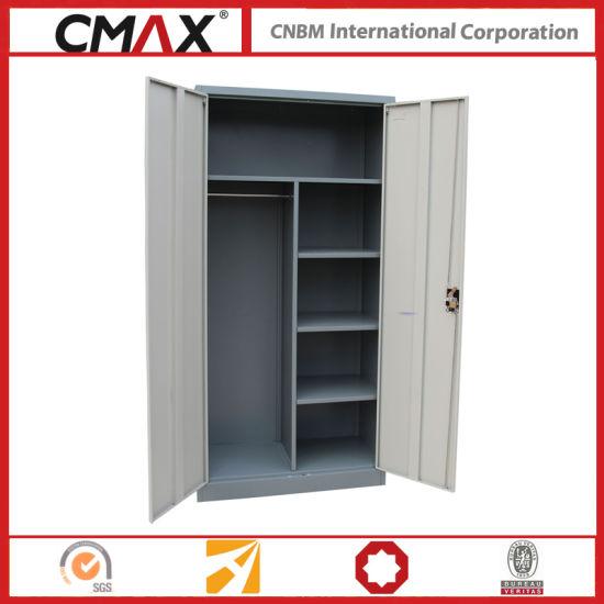 Swing Door Steel Storage Cupboard Metal Filing Cabinet