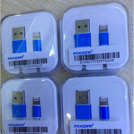 Factory Directly Sale 8 Pin USB Cable for iPhone pictures & photos
