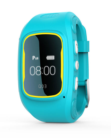 Newest Kids GPS Targeting Children Watch pictures & photos