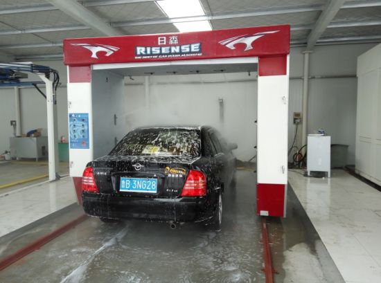 Automatic Rollover Car Care Equipments pictures & photos