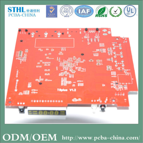 LED Display PCB Board Rogers PCB Am FM Radio PCB Circuit Board