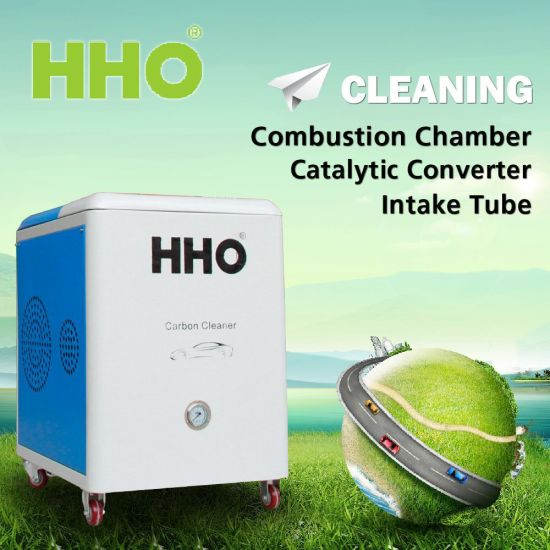 Car Washer Oxy-Hydrogen Car Carbon Cleaning Equipment pictures & photos
