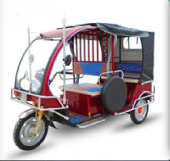 60V 1000W Three Wheel Motorcycle Tricycle for Disabled People pictures & photos
