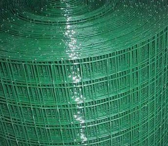 PVC Coated / Galvanized Weled Wire Mesh for Security pictures & photos
