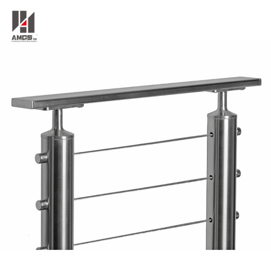 High Quality Customized 304# and 316# Stainless Steel Handrail pictures & photos