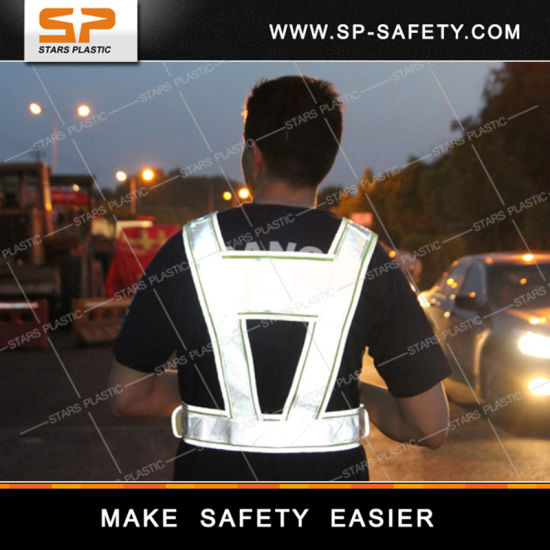 Mesh High Visibility Reflective Safety Vest High Visibility Reflective Vest RV-A19-001 pictures & photos