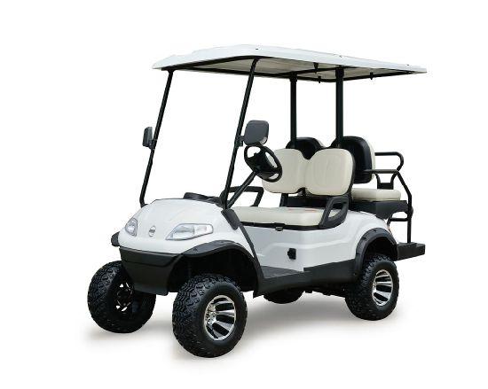 4 Seats High Lifted Golf Car