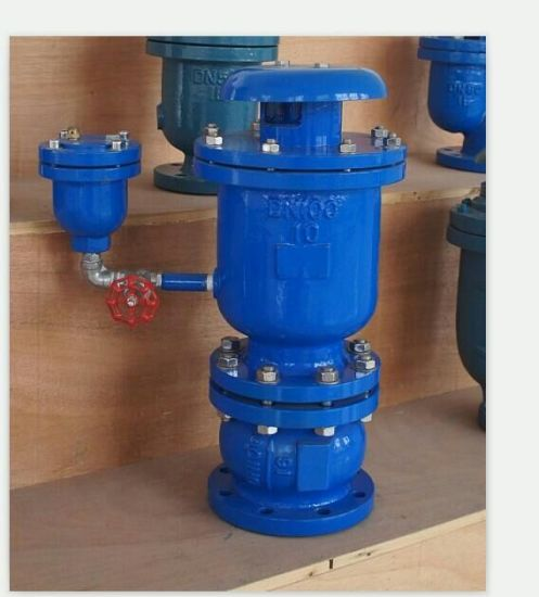 High Performance Vacuum Breaker Air Release Valve; Slow Closing Plug Valve pictures & photos