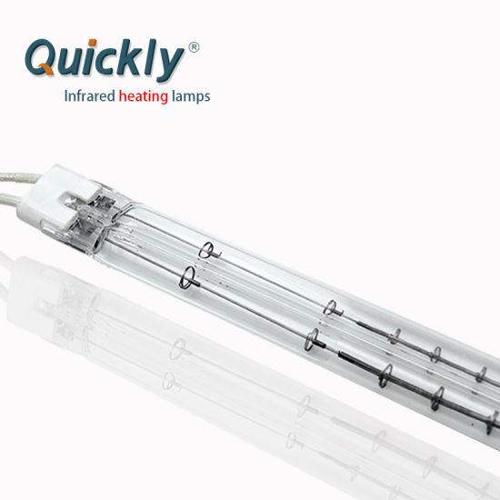 Tungsten Heating Wire Halogen Infrared Heat Lamp