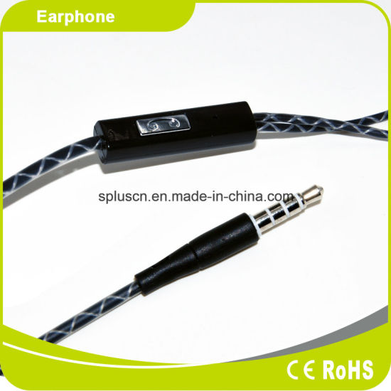 Hot Selling and New Style HiFi in-Ear MP3 Earphones pictures & photos