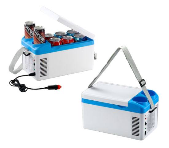 Portable Mini Fridge 3liter DC12V with Cooling and Warming for Outdoor Activity Use pictures & photos