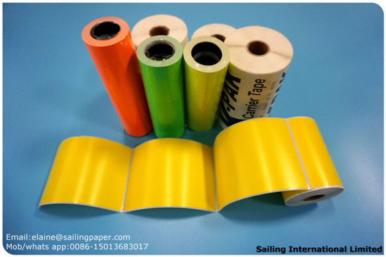 Printed Thermal Label Roll for Any Size pictures & photos