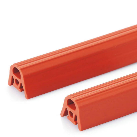 High Quality Durable Silicone Rubber Seal Strips for Fridge Door