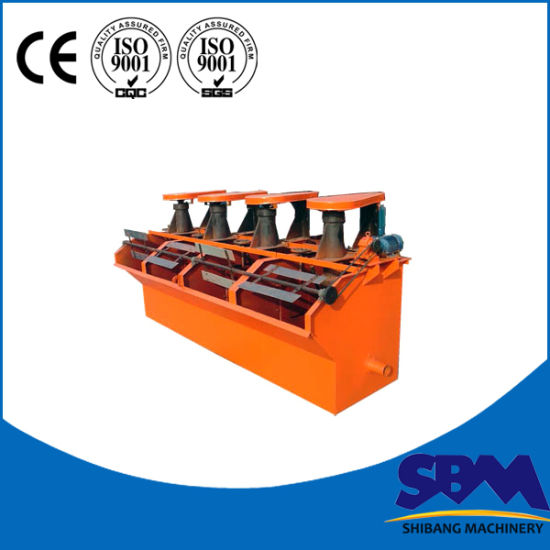 High Efficiency Flotation Machine Price for Sale pictures & photos