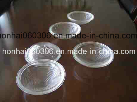 Mould Pressed Aspheric Borosilicate Glass Dome for Auto Lighting pictures & photos