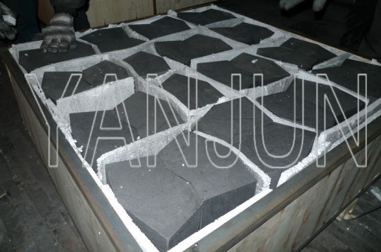 Customized Special-Shaped Graphite Mould for Casting