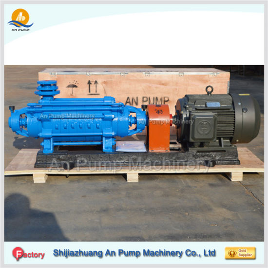 Horizontal Multistage Boiler Feed Hot Water Circulation Pump pictures & photos