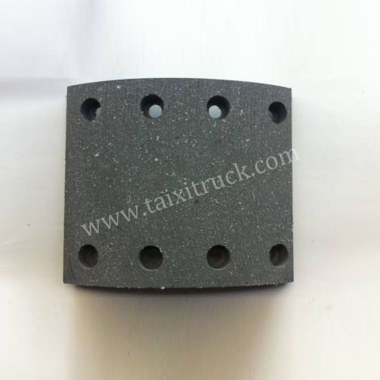 Brake Lining Auto Parts for HOWO, Shacman, FAW, Dongfeng Truck