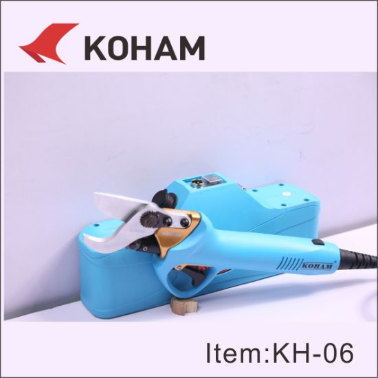 Koham 45ampere Arboriculture Usage Electric Secateurs pictures & photos