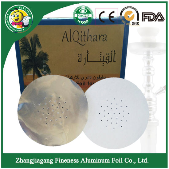 High Quality Customized Aluminum Foil Shisha Sheet pictures & photos