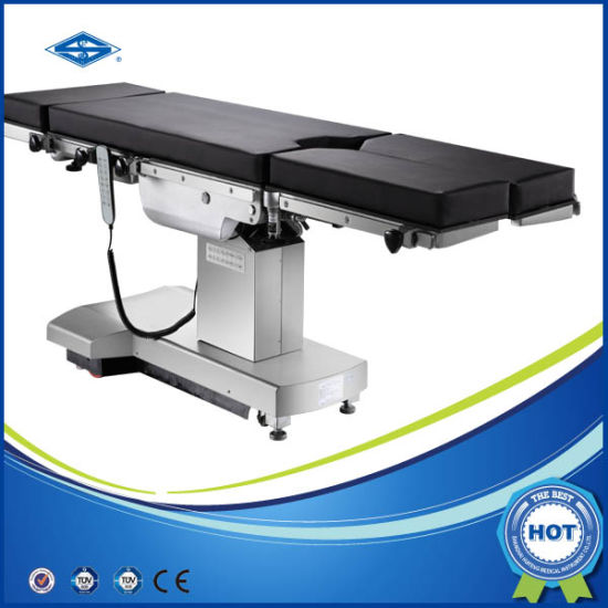 Hospital Operating Room Equipment Manual Surgical Table pictures & photos