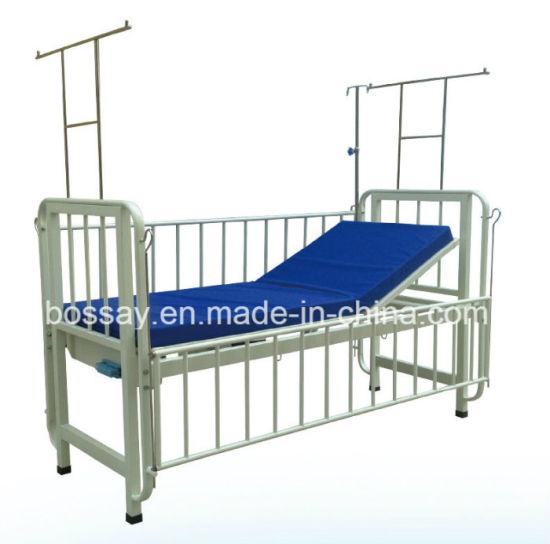 Luxurious Hospital One Crank Children Bed