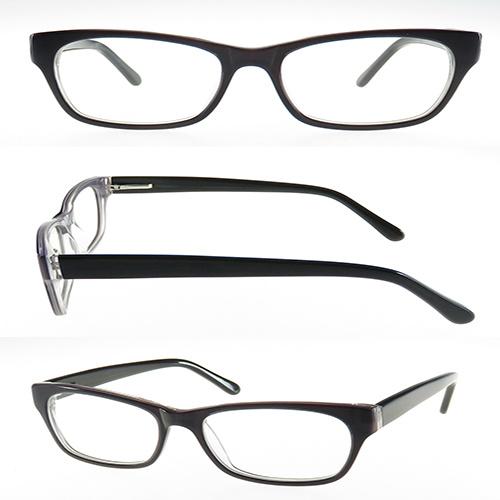 High Quality Handmake Acetate Optical Frame Ce FDA