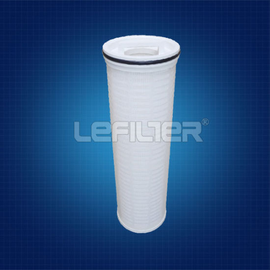 High Capacity Pall Pleated Depth Polypropylene pictures & photos